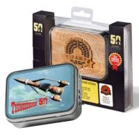 TINAMPS Portable Speaker In A Tin - Thunderbird 3 - Limited Edition